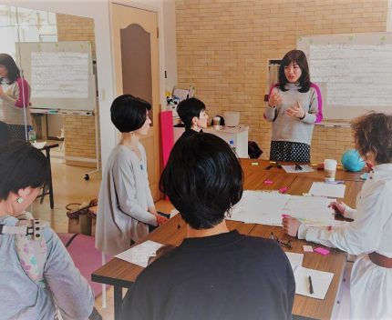 JIBI協会有志のワーク開催されました